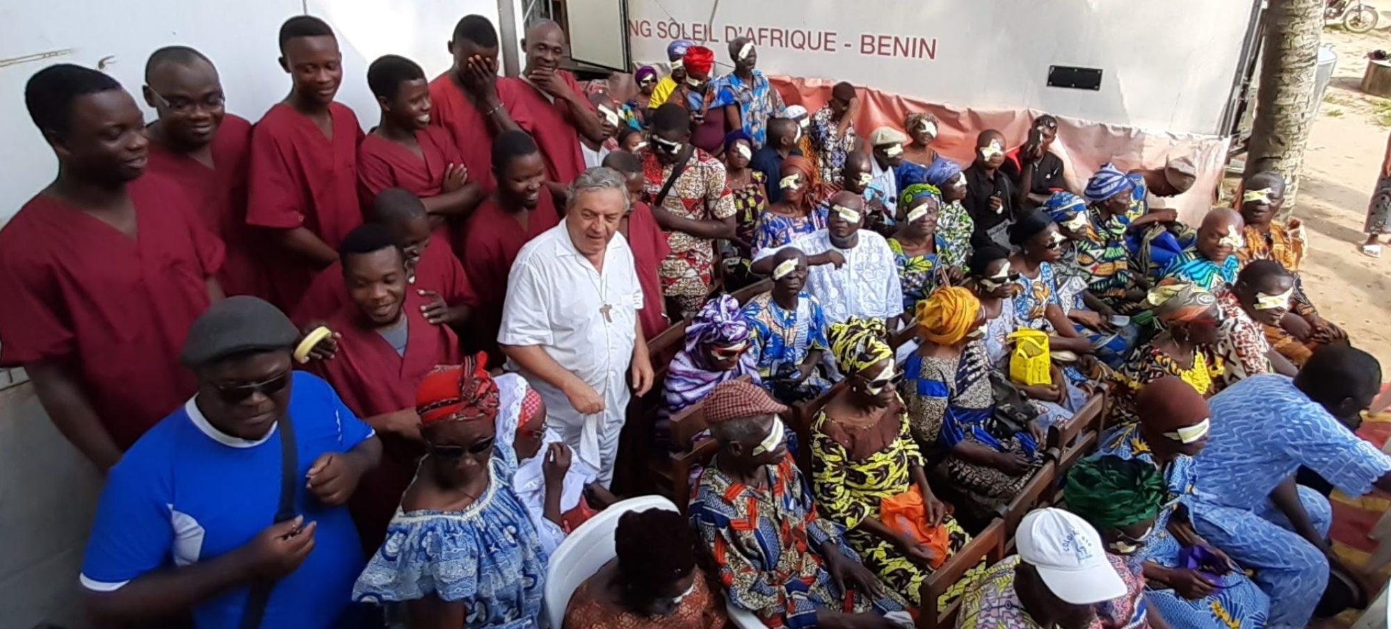 SOLEIL D'AFRIQUE